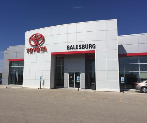 galesburg toyota galesburg il 61401 car dealership and auto financing autotrader. Black Bedroom Furniture Sets. Home Design Ideas
