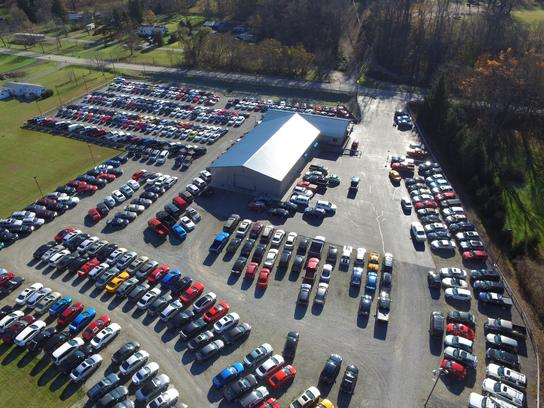Huffman's Auto Sales, Inc car dealership in Mount Pleasant ...
