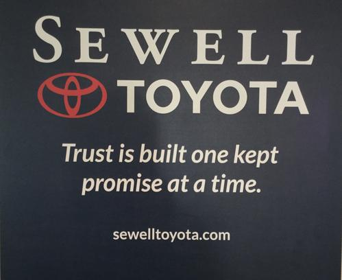 Sewell Toyota of Wichita Falls 1