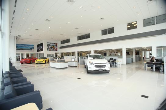 Lindsay Chevrolet Woodbridge VA Car Dealership