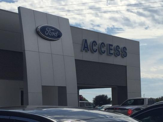 Access Ford Lincoln of Corpus Christi 1