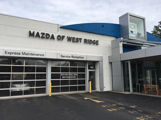 Mazda of West Ridge 1