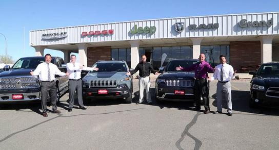 Grand Junction New Car Dealers