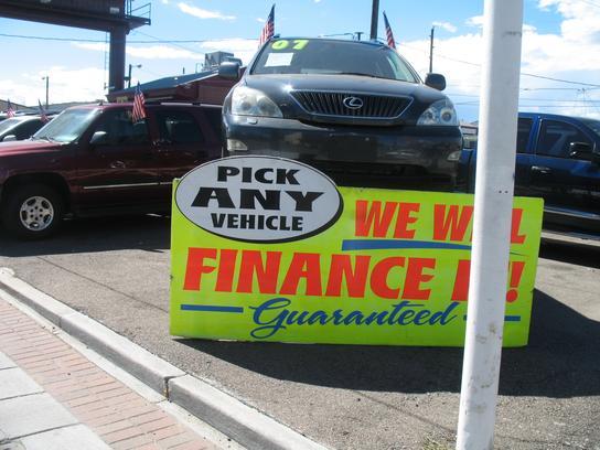 Used Car Dealers S Broadway Denver
