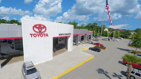 Hendrick Toyota Scion North Charleston Car Dealership In