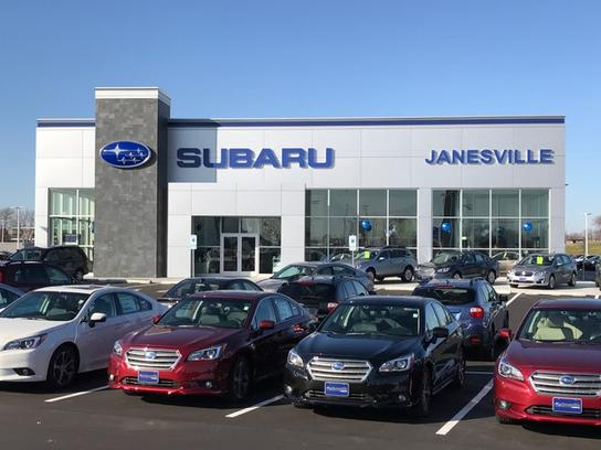 janesville subaru janesville wi 53545 car dealership and auto financing autotrader. Black Bedroom Furniture Sets. Home Design Ideas