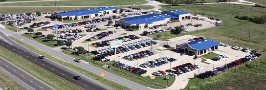 Glenn Polk Autoplex car dealership in Gainesville TX