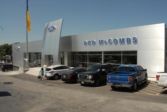 Red McCombs Ford & Red McCombs Ford : San Antonio TX 78230-3860 Car Dealership and ... markmcfarlin.com