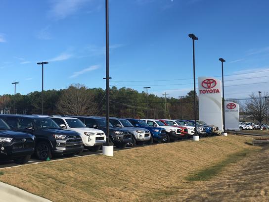 Toyota Of Gadsden >> Team One Toyota of Gadsden : Rainbow City, AL 35906 Car Dealership, and Auto Financing - Autotrader