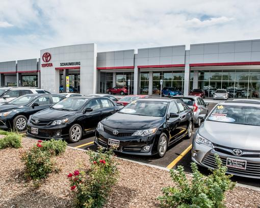 schaumburg toyota schaumburg il 60194 car dealership and auto financing autotrader. Black Bedroom Furniture Sets. Home Design Ideas