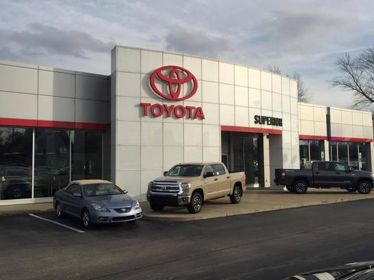 Superior Toyota  Erie PA 16509 Car Dealership and Auto