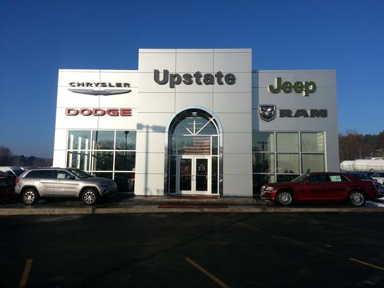Upstate Dodge, Chrysler Jeep