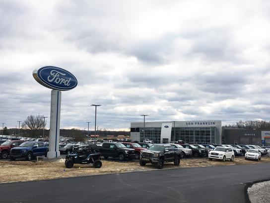 Ford Dealership Franklin >> Don Franklin Ford Lincoln London Ky 40741 Car Dealership And