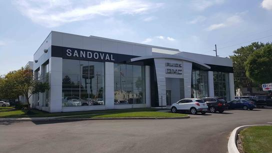 Sandoval Buick GMC COLUMBUS OH Car Dealership And - Buick columbus ohio