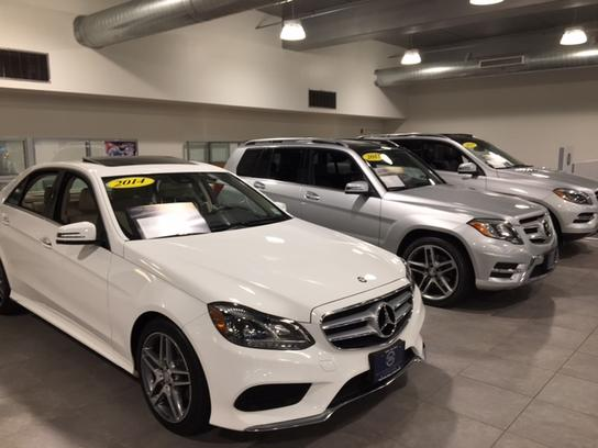 Mercedes benz of morristown car dealership in morristown for Mercedes benz dealers in new jersey