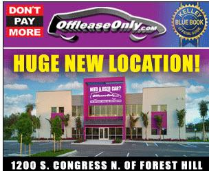 Off Lease Only, Lake Worth