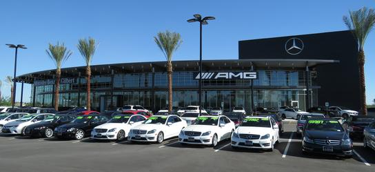 Mercedes benz of gilbert gilbert az 85297 car for Mercedes benz dealer northern blvd