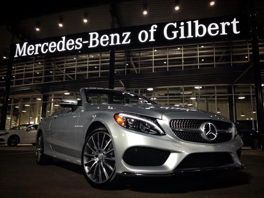 mercedes benz of gilbert gilbert az 85297 car