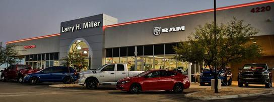 larry h miller dodge ram tucson car dealership in tucson az 85711 kelley blue book. Black Bedroom Furniture Sets. Home Design Ideas