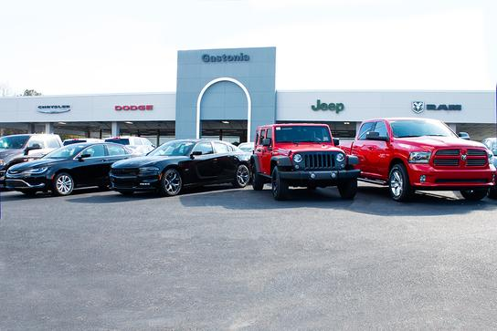 Gastonia Chrysler Dodge Jeep Ram