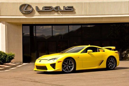 Lexus Of Colorado Springs : Colorado Springs, CO 80905