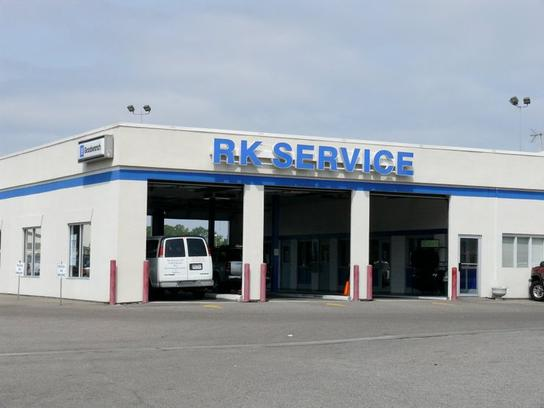RK Chevrolet : Virginia Beach, VA 23452-7630 Car ...
