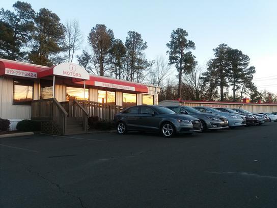 I Motors Car Dealership In Durham Nc 27704 1828 Kelley