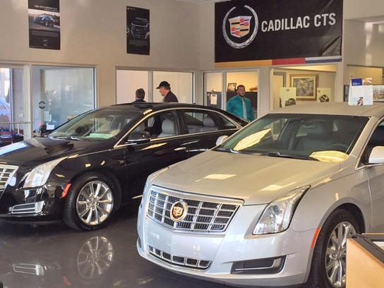 Sullivan Cadillac Car Dealership In Ocala Fl 34474