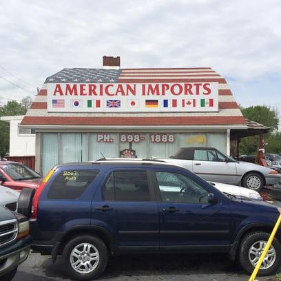 Honda Dealership Indianapolis >> American Imports : Indianapolis, IN 46226 Car Dealership ...
