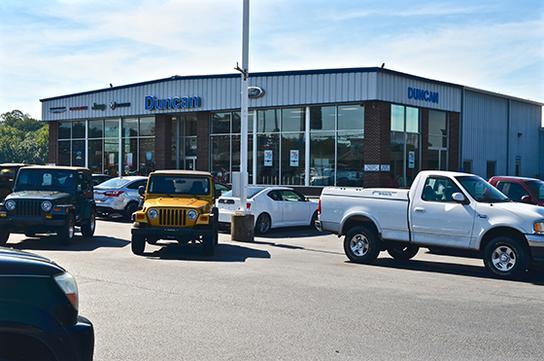 duncan ford chrysler dodge jeep : rocky mount, va 24151-3410 car