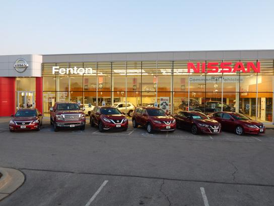 Fenton Nissan of Tiffany Springs