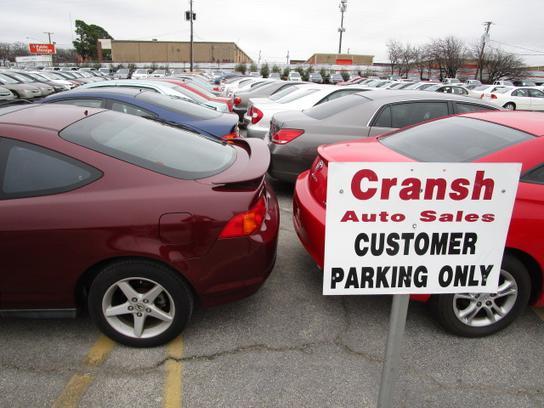 CRANSH AUTO SALES - Arlington TX