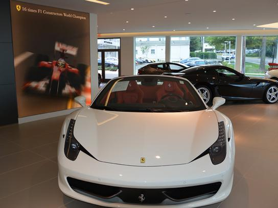 Miller Motorcars Car Dealership In Greenwich Ct 06830