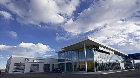 Bmw of denver downtown car dealership in denver co 80246 for Murray motors bmw denver