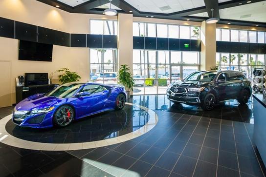 Dch Tustin Acura Car Dealership In Tustin Ca 92782
