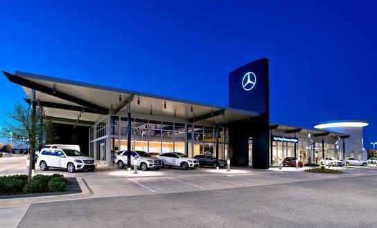 Park Place Motorcars Arlington A MercedesBenz Dealer ARLINGTON - Mercedes benz texas dealerships