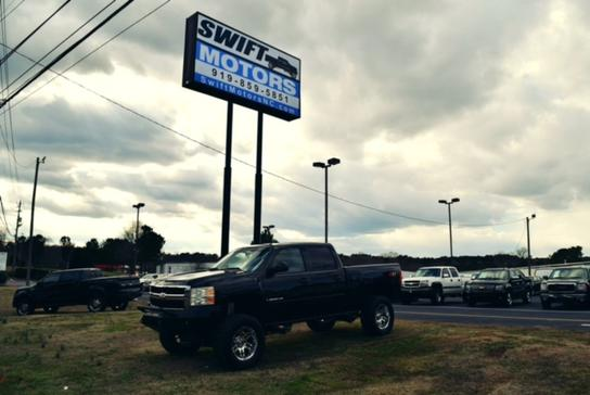 swift motors raleigh nc 27603 car dealership and auto