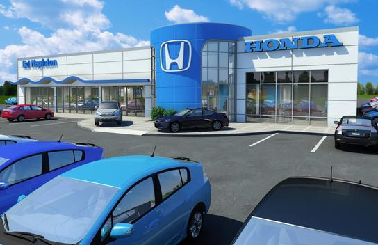 Ed napleton honda of st peters car dealership in st peters for Honda dealership st louis
