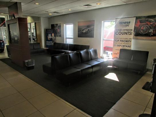 Rick Hendrick Dodge Chrysler Jeep Ram car dealership in
