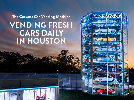 Certified Used Cars >> Carvana Houston : Houston, TX 77074 Car Dealership, and ...