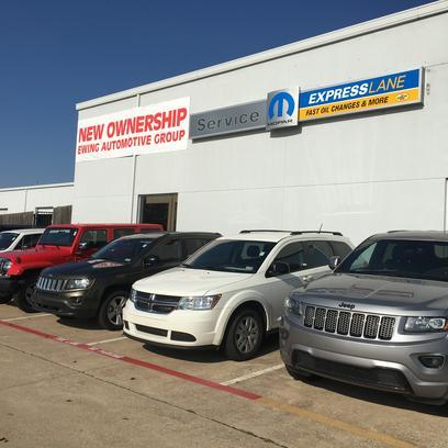 Ewing chrysler jeep dodge ram arlington tx 76018 car for Mercedes benz of arlington body shop