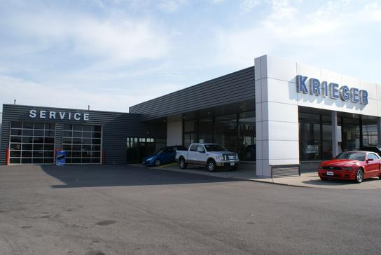 krieger ford car dealership in columbus oh 43229 kelley blue book. Black Bedroom Furniture Sets. Home Design Ideas