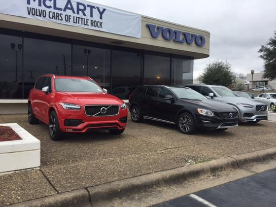 McLarty Volvo Cars of Little Rock 1
