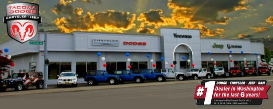 tacoma dodge chrysler jeep ram tacoma wa 98409 car dealership and auto financing autotrader. Black Bedroom Furniture Sets. Home Design Ideas