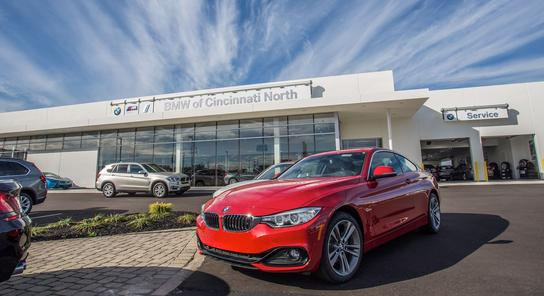 bmw of cincinnati north : cincinnati, oh 45246-2511 car dealership