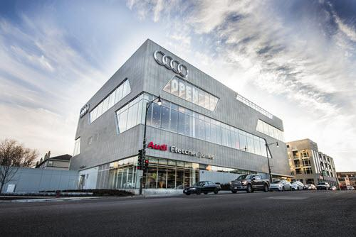 fletcher jones audi chicago new used audi dealership autos post. Black Bedroom Furniture Sets. Home Design Ideas