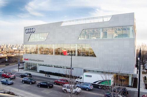 Fletcher Jones Audi : Chicago, IL 60642 Car Dealership ...