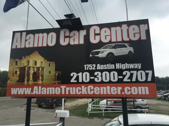 Alamo Car Center San Antonio Tx 78218 1711 Car