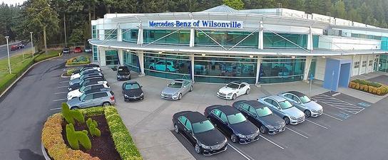 Mercedes benz of wilsonville wilsonville or 97070 9615 for Mercedes benz of wilsonville