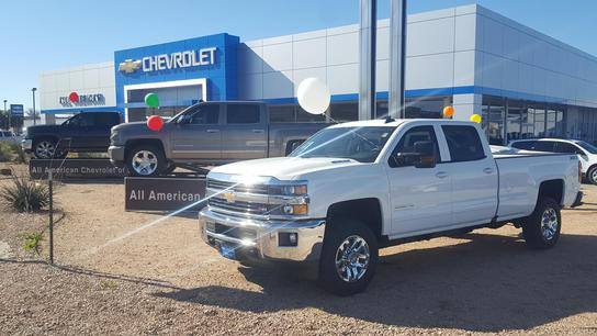 ... All American Chevrolet San Angelo All American Chevrolet Of San